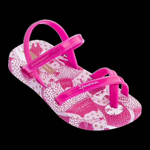 IPANEMA FASHION SANDAL BABY lilac pink