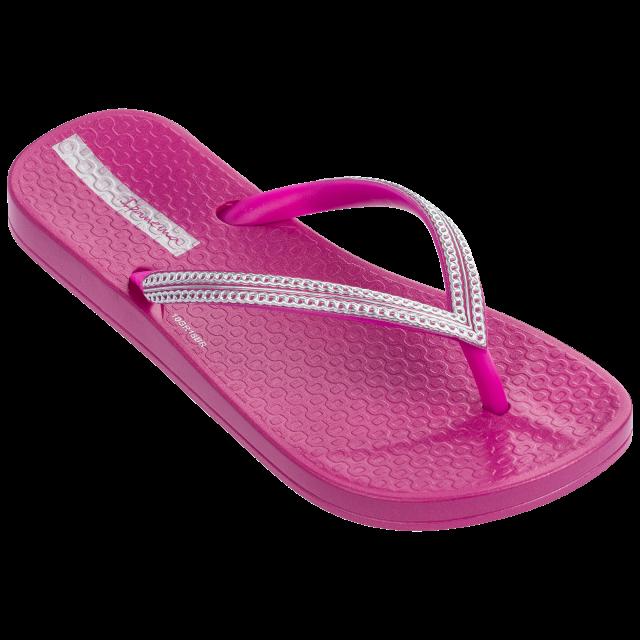 IPANEMA-ANATOMIC-MESH-KIDS-Pink-Silver