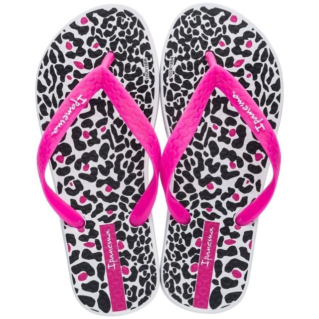 IPANEMA-CLASSIC-KIDS-White-pink-black