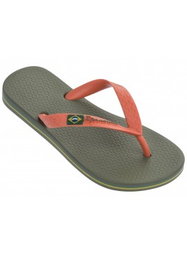 IPANEMA CLASSIC BRASIL KIDS green / orange