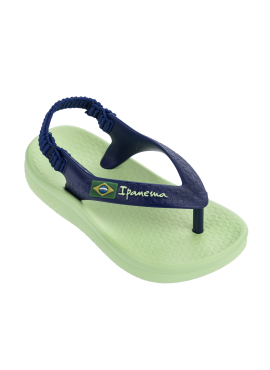 IPANEMA ANATOMIC SOFT BABY green blue
