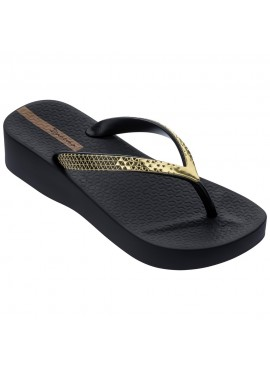 IPANEMA ANATOMIC MESH PLATEAU black / Gold
