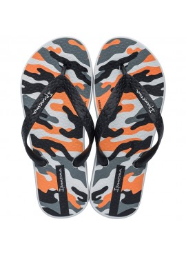 IPANEMA CLASSIC KIDS Grey black orange