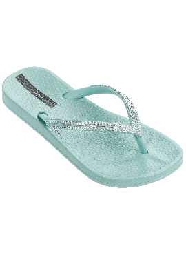 IPANEMA ANATOMIC MESH KIDS Green / silver